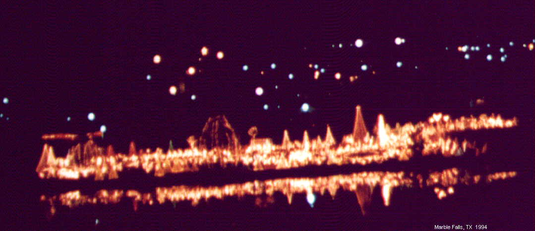 Maddog'n'Miracles (Christmas Lights in Marble Falls, TX) (98316)
