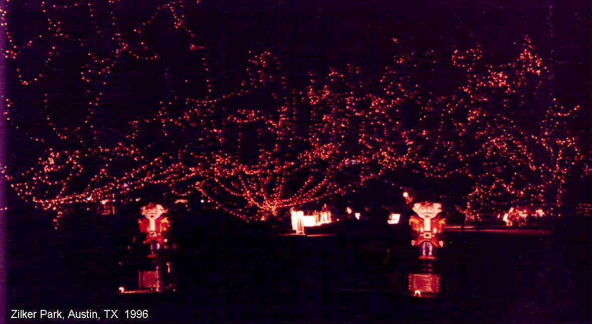 Maddog N Miracles Christmas Lights In Central Texas 98316