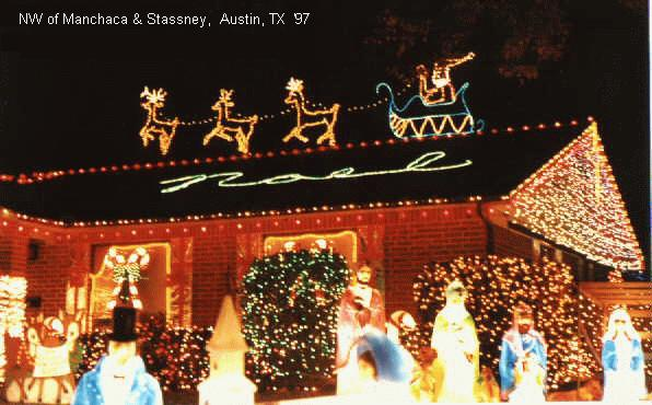 Maddog'n'Miracles (Christmas Lights in Dessau/Pflugerville) (98316)