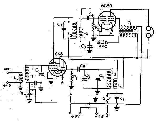 a 1941 beginner u0026 39 s receiver