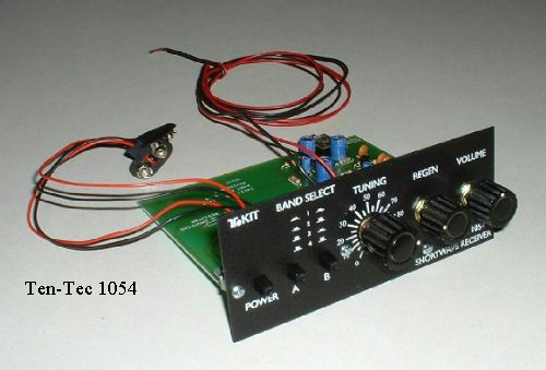 Ten Tec 1054 Shortwave Radio Kit