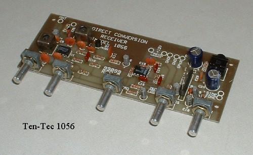 ten tec 1054 shortwave radio kit rh prismnet com Ten Tec QRP Ten Tec Shortwave Radio Kit