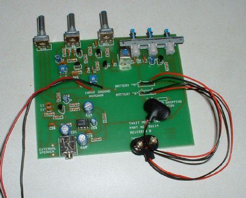 ten tec 1054 shortwave radio kit rh prismnet com Ten Tec Omni VII Ten Tec Ham Radios